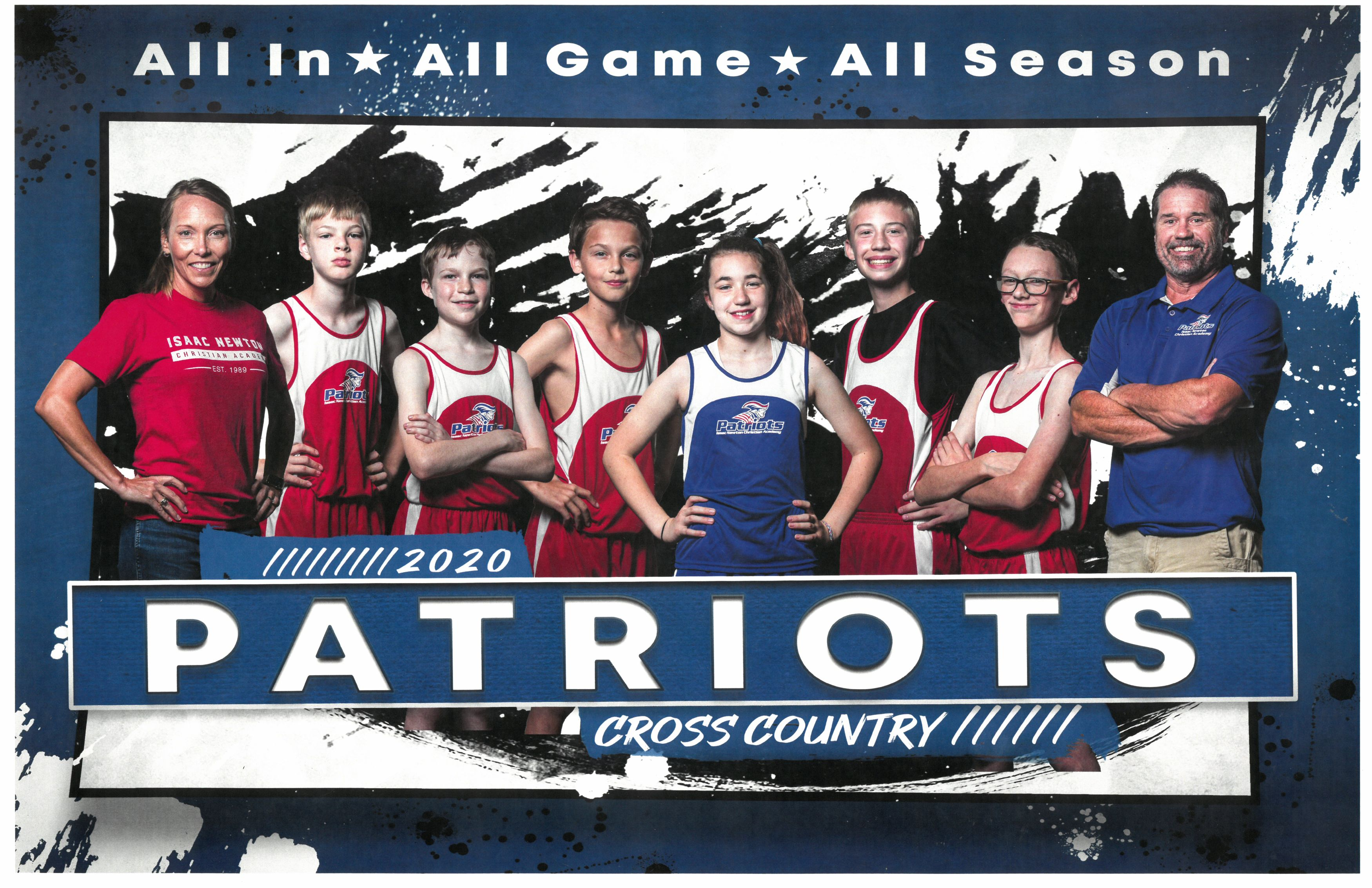 7th/8th Cross-Country